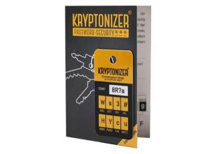 Kryptonizer Werbemittel