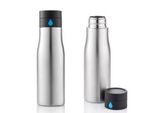 Smarte Wasserflasche als Werbegeschenk Idee