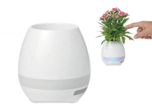 Blumentopf Lautsprecher