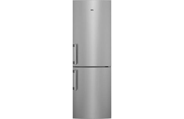 Edelstahl Kühlschrank von AEG