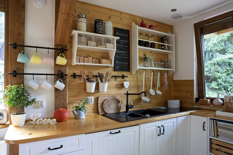 Landhaus Küchenzeile