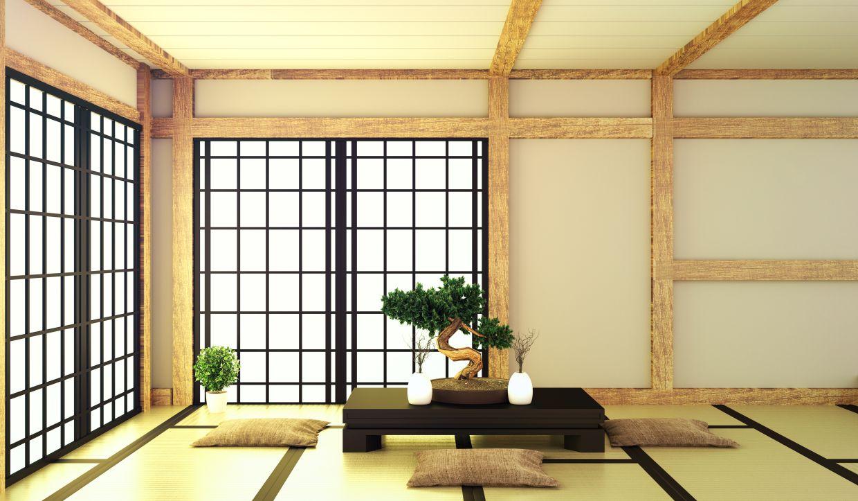 Asiatischer Wohnstil Möbel