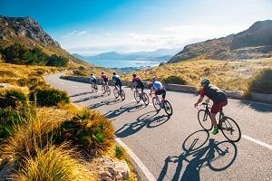Fahrradrennen: Sportfotografie
