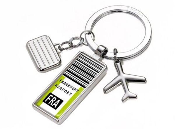 Schlüsselanhänger für Frankfurter Werbemittel