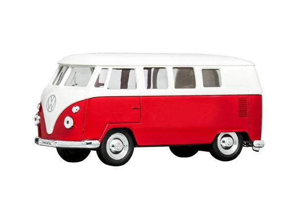 Bluetooth Lautsprecher roter VW-Bus als Trendartikel