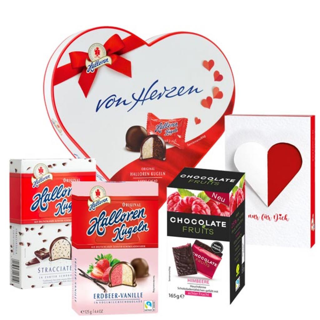 Liebe geht durch den Magen: die besten Schoko-Geschenke