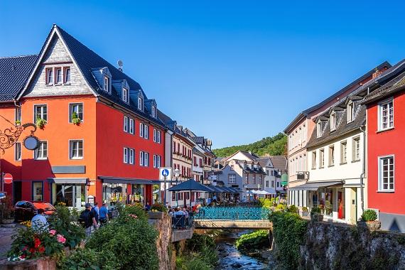 Fettabsaugung in NRW: Stadtansicht