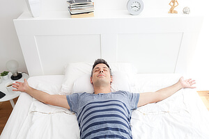 Schlaraffia Matratze für das eigene Körpergewicht