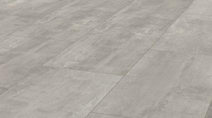 Fliesenoptik-Laminat in Grau