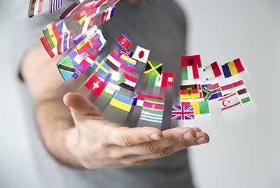 Telefonansagen weitere Fremdsprachen